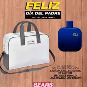 Sears Oferta Fragancia Lacoste