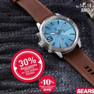 Sears Oferta de Relojes Diesel