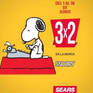 Sears Oferta Snoopy