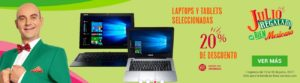 Soriana Oferta Laptops y Tablets