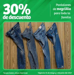 Soriana Oferta Pantalones de Mezclilla