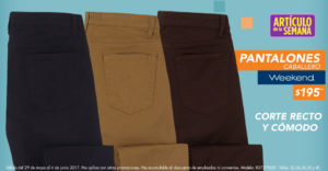 Suburbia Oferta Pantalones Weekend