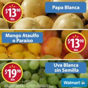 Walmart Ofertas Martes de Frescura Junio 6