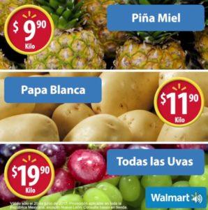 Walmart Ofertas Martes de Frescura