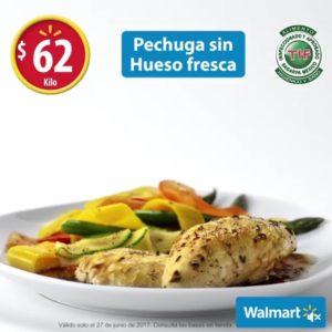 Walmart Ofertas Martes de Frescura Junio 27