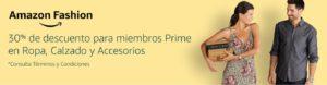 Amazon Oferta de Ropa Calzado y Accesorios
