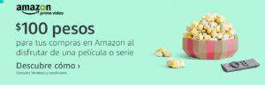 Amazon Promoción Prime Video