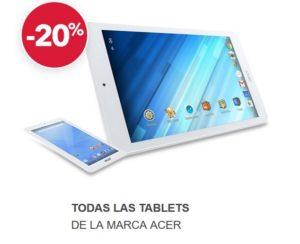 Best Buy Oferta de Tablets Acer