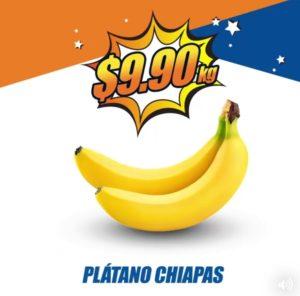 Las ofertas en frutas y verduras del Martimiércoles de Chedraui para hoy y mañana son: -$6.90 el kilo de limón sin semilla. -$18.90 el kilo de manzana roja mediana. -$8.90 el kilo de cebolla mediana. -$9.90 el kilo de plátano Chiapas. Estas ofertas son válidas el martes 4 y el miércoles 5 de julio del 2017.