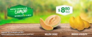 Comercial Mexicana Ofertas Martes y Miércoles del Campo Julio 18