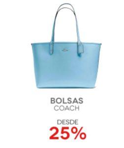 Elektra Oferta de Bolsas Coach