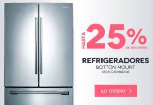 Elektra Oferta Refrigeradores Bottom Mount