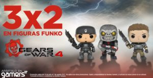 Gamers oferta Funko Gears of Wars 4