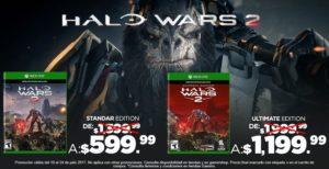 Gamers Oferta Halo Wars 2