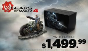 Gamers Oferta Figura Gears of War 4