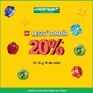 Juguetron Oferta Lego