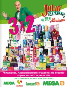 Julio Regalado 2017 Folleto de Ofertas Julio 14