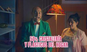 Julio Regalado 2017 Oferta Cristalería y Plásticos