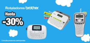 OfficeMax Oferta de Rotuladores Brother