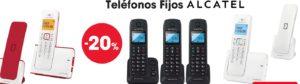 OfficeMax Oferta Teléfonos Alcatel