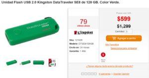 PC en Linea Oferta USB Kingston