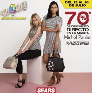 Sears Oferta Michelle Paulini