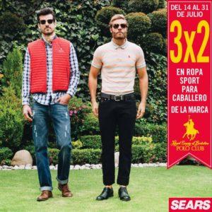 Sears Oferta Polo Club