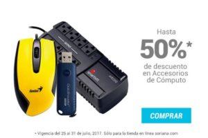 Soriana Oferta Accesorios de Computación