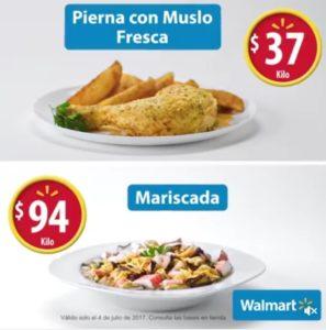 Walmart Ofertas Martes de Frescura Julio 4