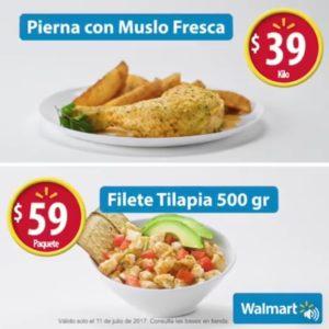 Walmart Ofertas Martes de Frescura Julio 11
