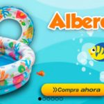 Woolworth Oferta Albercas Inflables