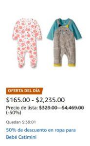 Amazon Oferta Ropa de Bebé Catimini