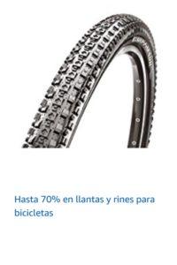 Amazon Oferta Llantas y Rines para Bicicleta