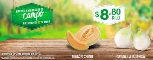 Comercial Mexicana Ofertas Martes y Miércoles del Campo Agosto 1o