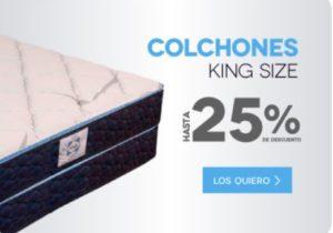Elektra Oferta Colchones King Size