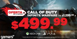 Gamers Oferta Call of Duty