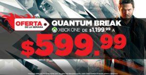 Gamers Oferta Quantum Break