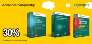 OfficeMax Oferta Antivirus Kaspersky