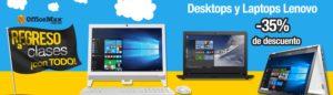 OfficeMax Oferta Lenovo