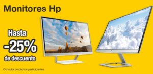 OfficeMax Oferta de Monitores Hp
