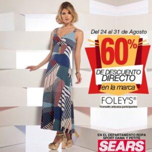 Sears Oferta Foley's