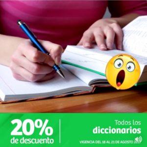 Soriana Oferta Diccionarios