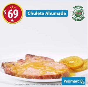 Walmart Ofertas Martes de Frescura Agosto 8