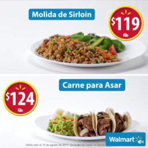 Walmart Ofertas Martes de Frescura Agosto 15