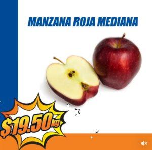 Chedraui Ofertas Frutas y Verduras Septiembre 5