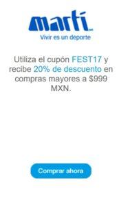 Martí Promoción PayPal