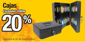 OfficeMax Oferta Cajas Dinero
