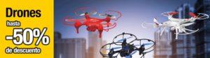 OfficeMax Oferta de Drones