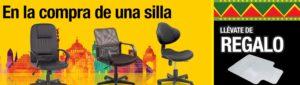 OfficeMax Promoción Sillas