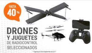RadioShack Oferta de Drones y Juguetes de RadioControl